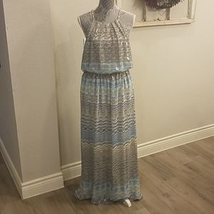 NWT Lilly Rose Maxi Dress